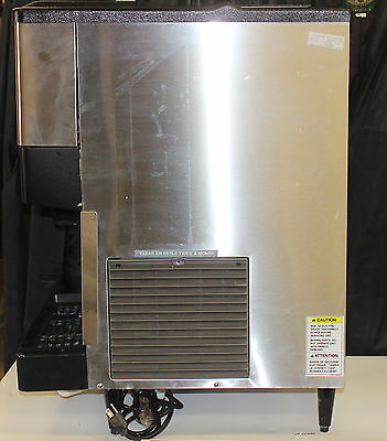 Stainless Hoshizaki Model DCM-270BAH Air Cooled Ice Maker and Water Dispenser