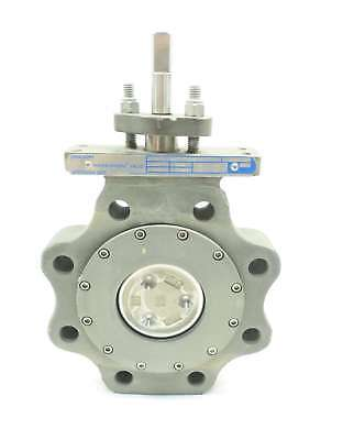 New Jamesbury 830L-11-22Hb-Mt Wafer-Sphere 3In 300 Butterfly Valve D567633
