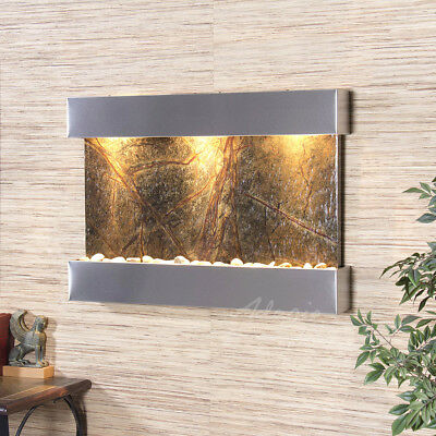 Reflection Creek Fountain - Stainless Steel - Choose Options