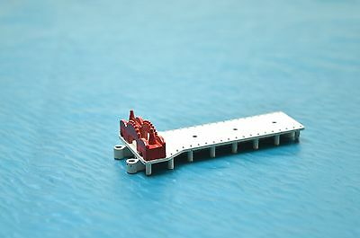 Triang Minic Ships  M.848 Pier Entrance & Arch