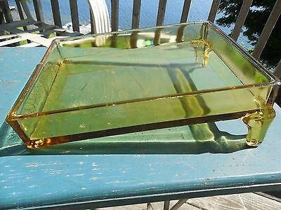 Original Clarks Teaberry Chewing Gum Counter Top Display Unit  Rare Amber Color