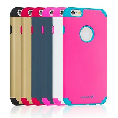 for Apple iPhone 6 Plus 5.5 Hybrid Dual Layer TPU Gel Hard Shell Case Cover Skin
