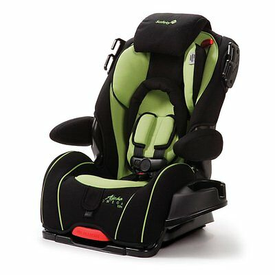 Safety 1st Alpha Omega Elite Convertible 3-in-1 Baby Car Seat (Open Box)