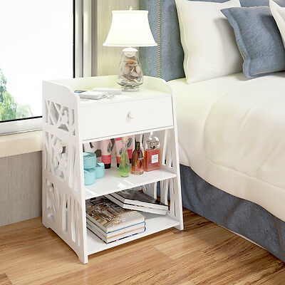 Jane European Style with a Drawer Nightstand bedside table 49.5x39.5x29.5 cm