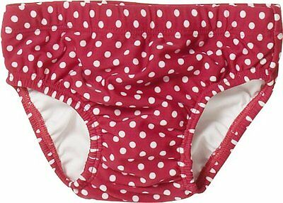(TG. 62/68) Rosso (Rot (8 rot)) Playshoes Baby 461040 100 - Costume slip a pois,
