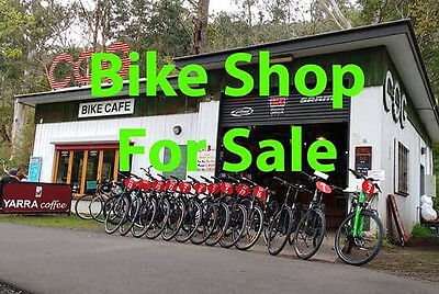 Bicycle Sales, Repair and Hire Business for sale