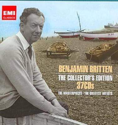 Benjamin Britten Collector's Edition [Box Set] New Cd