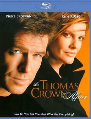 The Thomas Crown Affair New Blu-Ray
