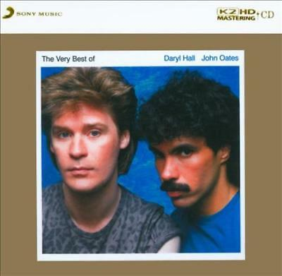 Daryl Hall & John Oates - The Very Best Of Daryl Hall & John Oates New Cd