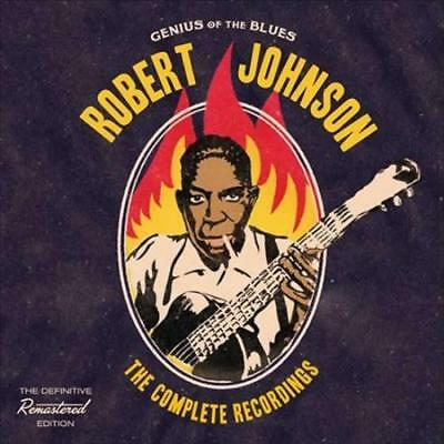 Robert Johnson - The Complete Recordings New Cd