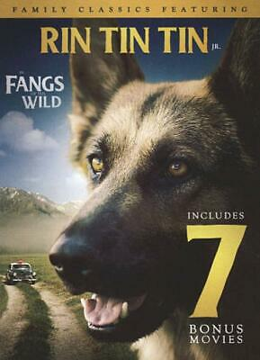 Fangs Of The Wild: Includes 7 Bonus Movies New Dvd