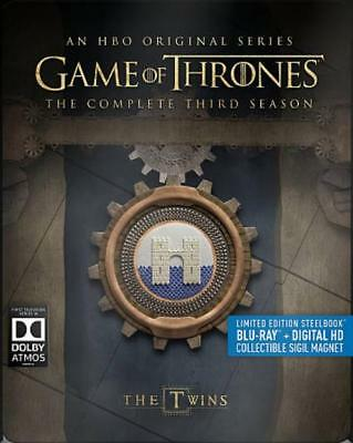 Game Of Thrones: The Complete Third Season New Blu-Ray