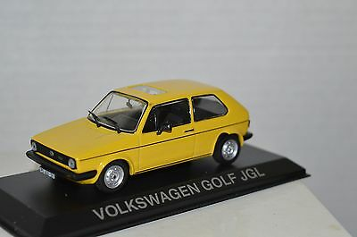 Legendary Cars Auto Die Cast Scala  1:43 - VOLKSWAGEN GOLF JGL  [MZ]
