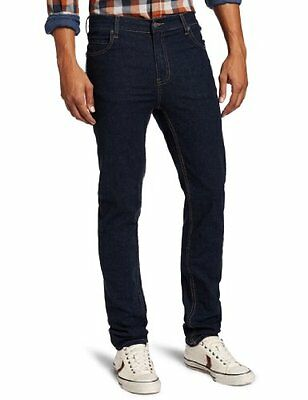 (TG. 44/46 IT (31W/32L)) Blu (Bleu) Cheap Monday - Jeans slim, uomo, Blu (Bleu),
