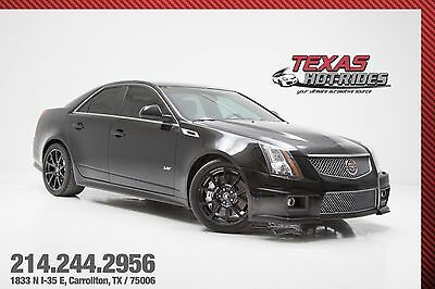 2012 Cadillac CTS Sedan With Many Upgrades 2012 Cadillac CTS-V Sedan With Many Upgrades! Supercharged CTSV