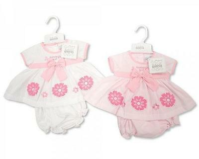Premature Preemie baby Girl Clothes Tiny Dress pants pink 5-8 -Newborn reborn