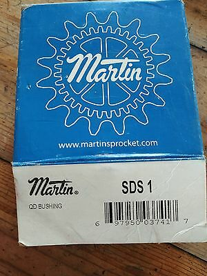Martin Sds 1 Qd Bushing New In Box Dodge Upc 697950037417