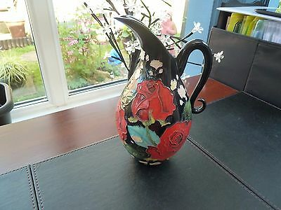 Old Tupton Ware Lovely Hand Painted Jug