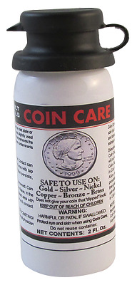 1-Coin Care For Copper Coins