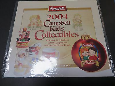 Campbell's Soup Company CAMPBELL KID Collectibes Calendar 2004