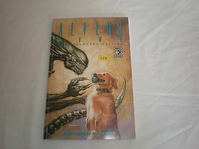 Aliens - Hive (Dark horse paperback) GRAPHIC NOVEL THE COLLECTED EDITION