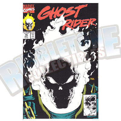 GHOST RIDER v2 #15 GLOW IN THE DARK COVER VF-NM