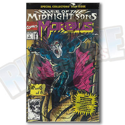 Morbius #1 Polybagged Vf-Nm