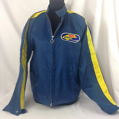Sunoco 260 Powered Jacket Sun Oil Racing Fuel Bonner VTG 70's Men's Size Medium