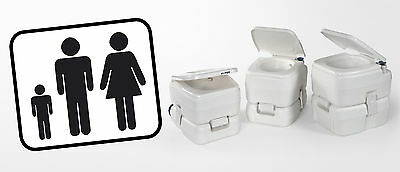 Fiamma Bi Pot 30 Portable Caravan And Camping Toilet,sanitary  01356-01-