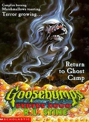 Return to Ghost Camp (Goosebumps Series 2000) By R. L. Stine