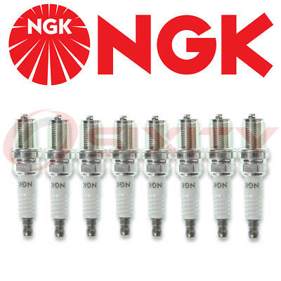 40 R5671A-10 Stock #5820 Qty Solid Tip NGK Racing V-Power Spark Plugs