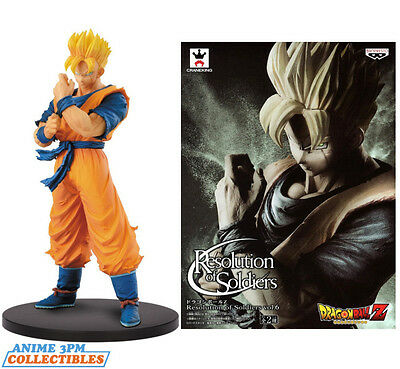 Banpresto - Dragon Ball Z Resolution of Soldiers Vol 6 Future Gohan COLOR Figure