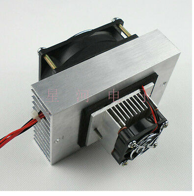 1Pcs DC12V Semiconductor Peltier Refrigeration Cooling System Pet Air Conditione
