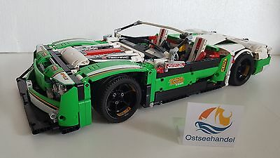 lego technic racers rennauto williams f1 8461 mit ba und ovp komplett eur 280 00 picclick de. Black Bedroom Furniture Sets. Home Design Ideas