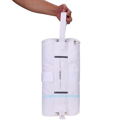 4X Sand Bag Weight Feet Leg White For Pop up Canopy Tent Shelter Wedding Party