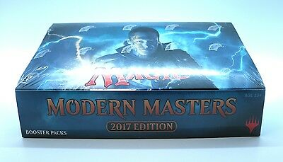 MODERN MASTERS 2017 - Sealed Booster Box (24 PACKS)