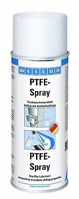 1 Dose Weicon PTFE-Spray 27,00€/Liter Teflon Spray 400ml