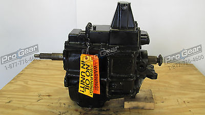 Muncie SM465 Transmission 4 speed Aluminum Top with rear shifter opening GM