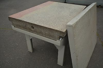 Granite Surface Plate 4 x 3 ft. x 6 inches (Inv.37203)