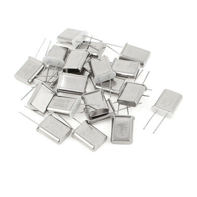 20 Pcs HC-49U Package Type 4.000Mhz 4Mhz Frequency Crystal Oscillator