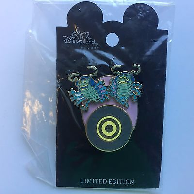 A Bug's Life Land Series Tuck and Roll's Drive 'Em Buggies Disney Pin 15965