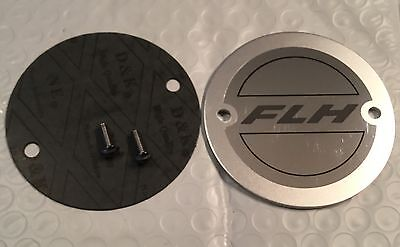 HARLEY INDIAN NICKEL POINTS TIMING COVER EVO BIG TWIN FXR SUPERGLIDE FLH N//NOS