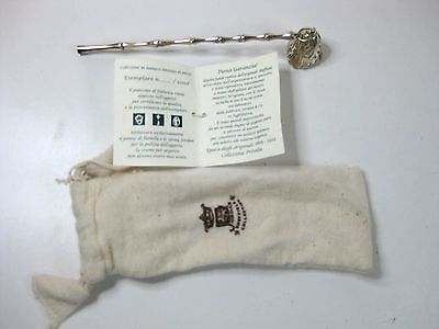 Jordan Sheffield Collection Candle snuffer silver plated small candlesnuffer