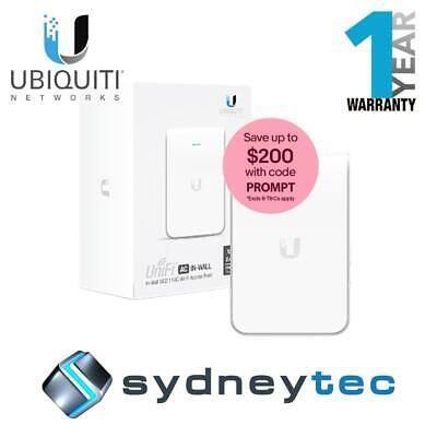 New Ubiquiti UniFi UAP-AC-IW 802.11AC In-Wall Access Point with Ethernet Port