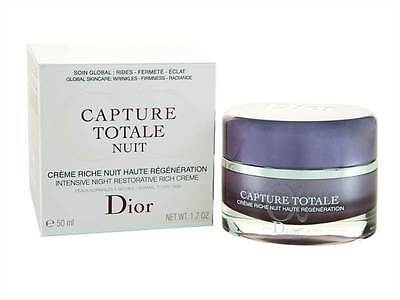 Dior Capture Totale Intensive Night Restorative Rich Creme 50ml Anti-Ageing