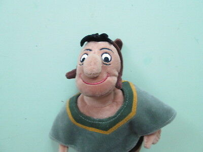 "PACHA Disney's The Emperors New Groove 8"" Soft Plush Bean bag Figure Doll"