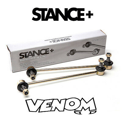 Stance+ Short/Shortened Front Drop Links (VW Golf MK7) 300mm (M12x1.5) DL73