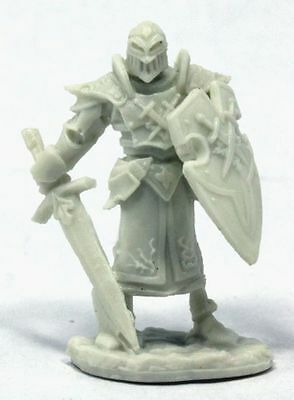 1 x VERNONE IVY CROWN KNIGHT - BONES REAPER figurine miniature jdr rpg d&d 77382