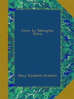 Circe, by Babington White Copertina flessibile