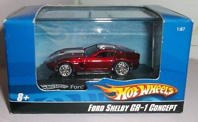 Ford Shelby Gr-1 Concept Hot Wheels Car In Original Box
